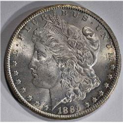 1885-CC MORGAN DOLLAR CH BU+