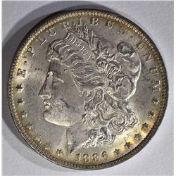 1886-O MORGAN DOLLAR UNC