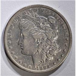 1894 MORGAN DOLLAR VF/XF