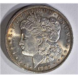 1903-O MORGAN DOLLAR CH BU+