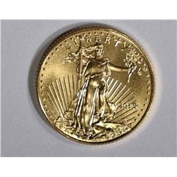 2015 1/10 oz AMERICAN GOLD EAGLE