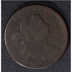 1802 DRAPED BUST LARGE CENT GOOD