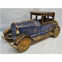 "Dayton Toy Co., tin toy car, 14"" long"