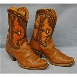 Acme kid's cowboy boots, excellent condition