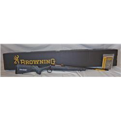 """Browning X-Bolt Hog Stalker Suppressor Ready, new in the box,.308 win, 20"""" – threaded bbl, bolt acti"""