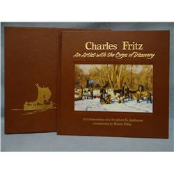Fritz, Charles, An Artist With The Corps of Discovery, #223/250, fine, signed