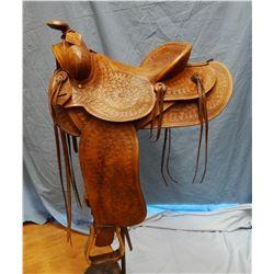 "Victor Ario saddle, 14 1/2"""