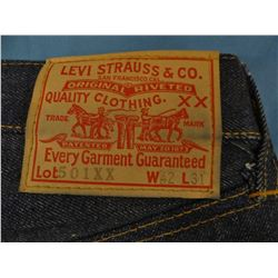 Vintage Levi's 501's, 3 pair, old new