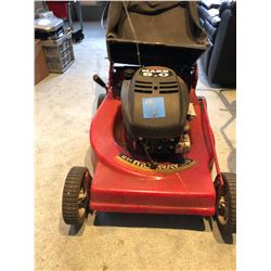 Tecumseh Mark 5.0 Lawn Mower w/Rear Bag