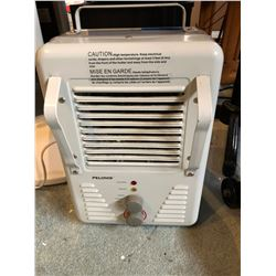 2 Floor Fans plus Electric Pelonis Heater & Floor Lamp