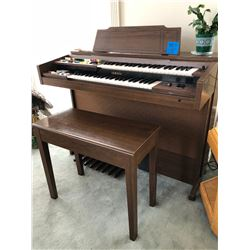 Yamaha Double Keyboard Electric Organ