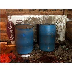 2 Racing Barrels