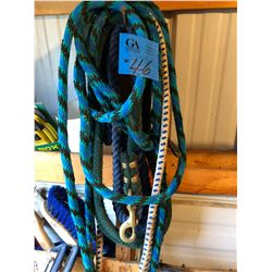 Horse Lead Rope/5 Canvas Halters For Small Horses