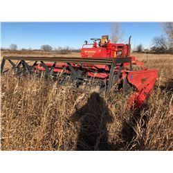 Swather Versatile Model 400 Hydrostatic 15' (Hay Swather) will Run w/Small Repair
