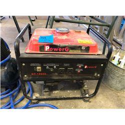 2 Elec Air Compressors/1 - 1200 Watt Gas Generator Plus Paid