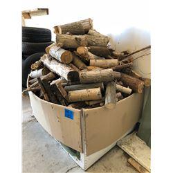 Large Box Fire Wood