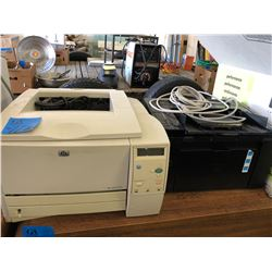 HP 2300 Laserjet Printer Plus Ricoh Aficio SP 4210 Copier