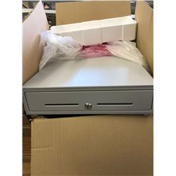 New in Box Cash Drawer Plus 3 new in Box Dell Keyboards
