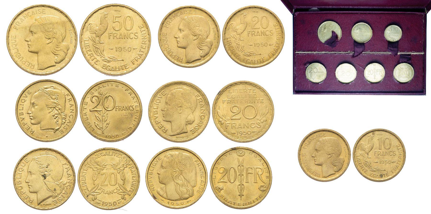 Troisième République 1870 1940 Série Complète Dessai 50