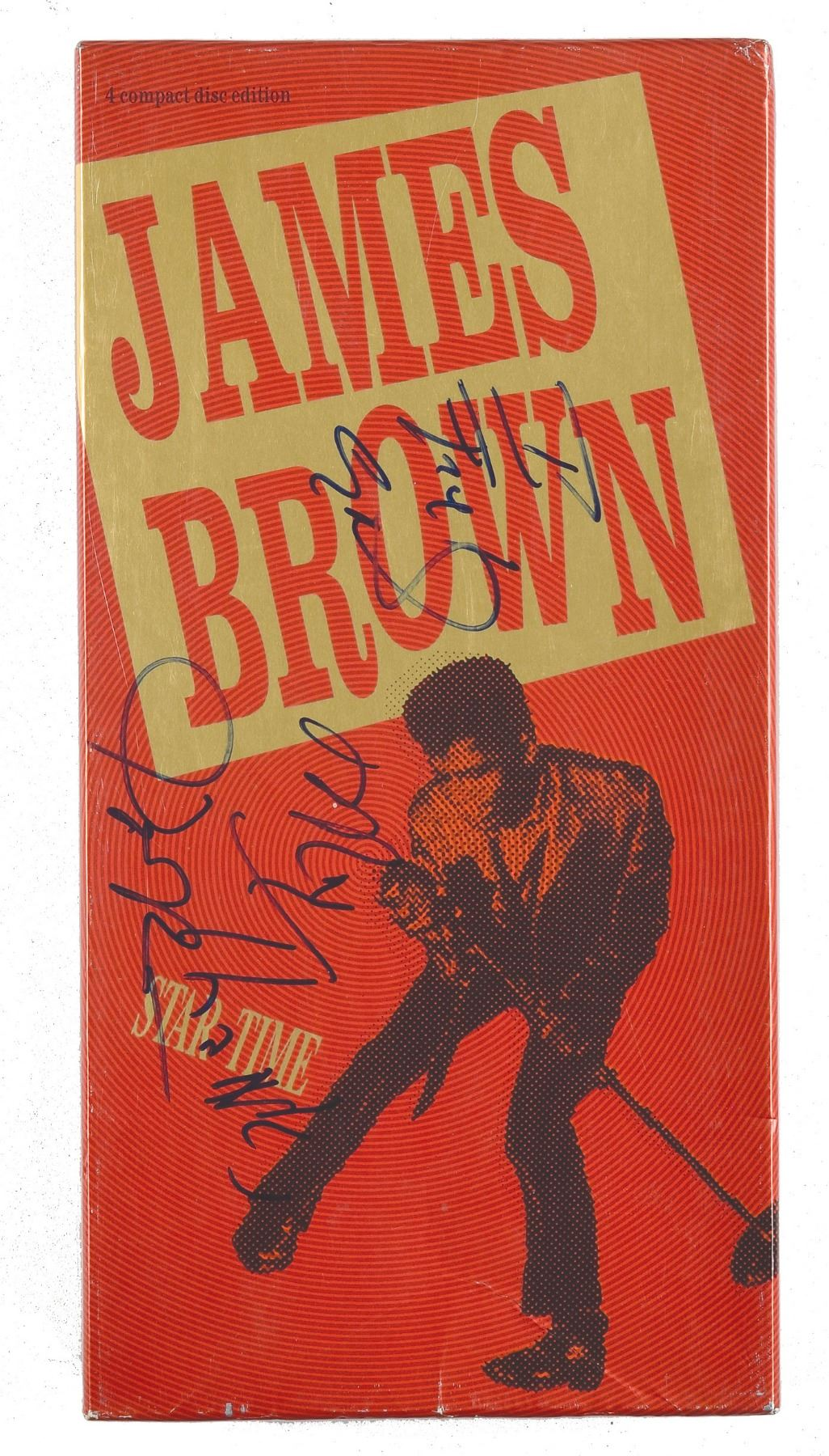 dac4b5e13558 Image 1   James Brown Signed Box Set