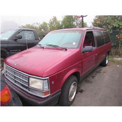 1990 Dodge Grand Caravan