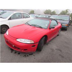 1996 Mitsubishi Eclipse Spyder
