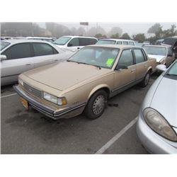 1987 Chevrolet Celebrity