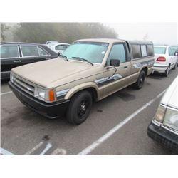 1986 Mazda B2000