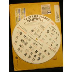 """Mp Stamp Finder and Identifier"" for difficult Stamps to Identify stored in a ""Discover the Colorful"