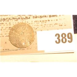 1856 U.S. Three Cent Silver.