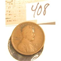 1910 S Lincoln Cent.