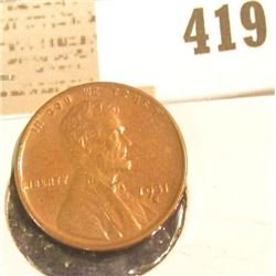 1931 S Lincoln Cent.