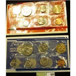 2005 P & D U.S. Mint Set. Original as issued. U.S. Mint issue price was $16.95.
