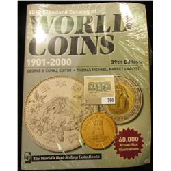 "2012 ""Standard Catalog of World Coins 1901-2000"" 39th Edition. Hundreds of pages of valuable informa"