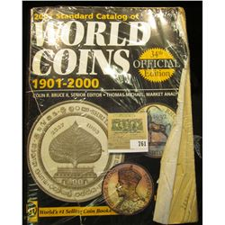 "2007 ""Standard Catalog of World Coins 1901-2000"" 39th Edition. Hundreds of pages of valuable informa"