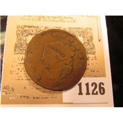 1126 _ 1831 U.S. Large Cent.