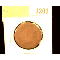 1201 _ 1812 U.S. Large Cent, Fair.