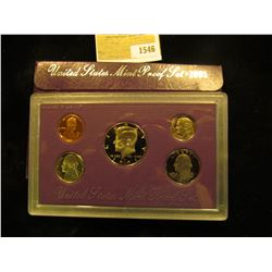 1546 _ 1991 S U.S. Proof Set, Original as issued.