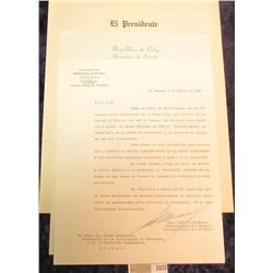1573 _ Ex. Lot 9376 R.M. Smythe & Co., Inc. Mail Bid Sale #189 at the 1999 Memphis International Pap
