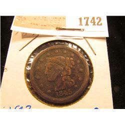 1742 _ 1845 U.S. Large Cent.