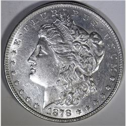 1878 MORGAN DOLLAR AU/BU