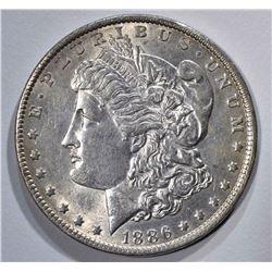 1886-O MORGAN DOLLAR  BU