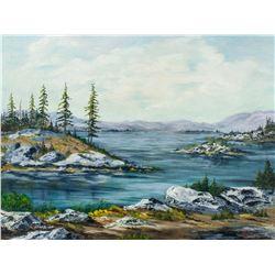 Attr. HERBERT SYDNEY PALMER Canadian 1881-1970 OOB