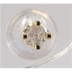 0.15ct Diamond Stud Earrings RV $600