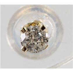 0.18ct Diamond Stud Earrings RV $800