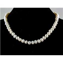 Fresh Water Pearl Necklace RV $200