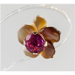 Tourmaline Pearl 2-in-1 Earrings RV $160