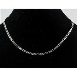 Sterling Silver Men's Chain RV $100