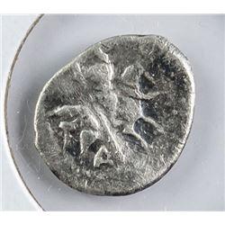 1533-1547 Russian Pskov. Ivan IV Vasiliyevich Coin