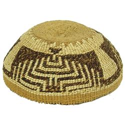 Pit River Basket Hat